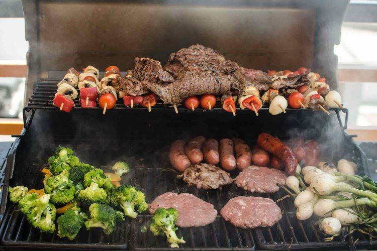 carne asada para reuniones
