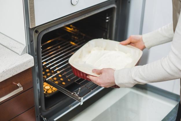 cocinar en horno