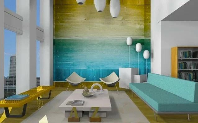 Aplicaciones que te ayudarán a decorar la casa